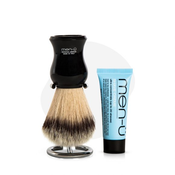 Premier Shaving Brush (Black)