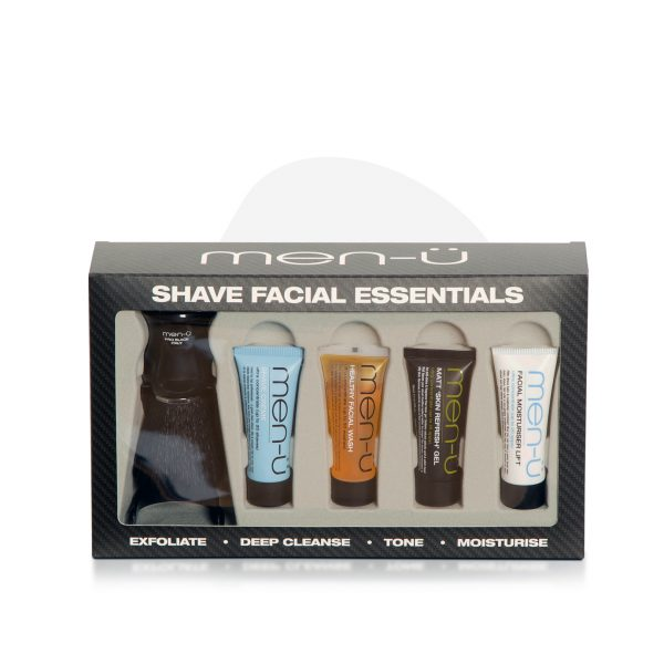 Shave Facial Essentials