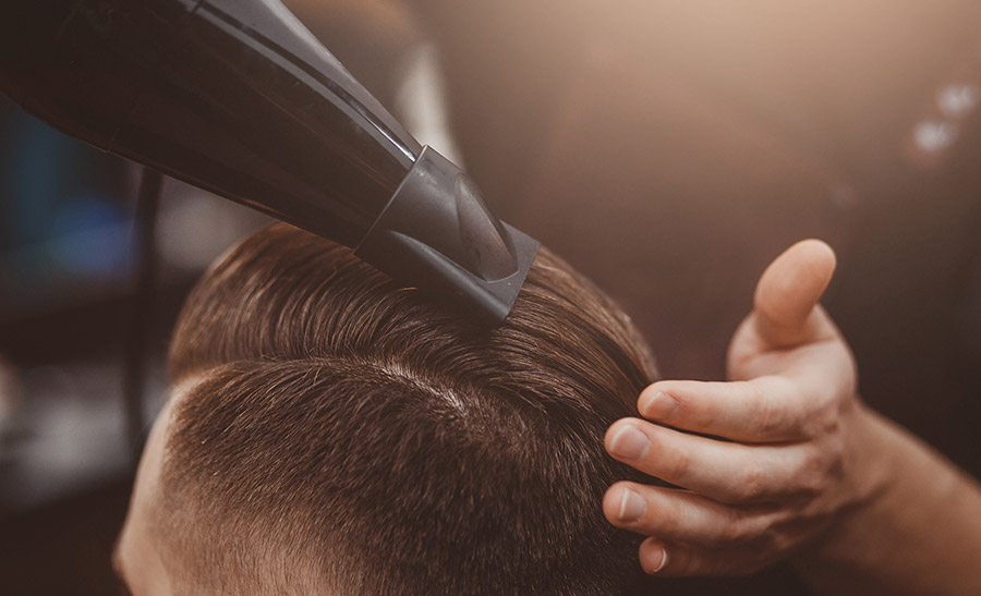Contemporary Hairdressing for Men