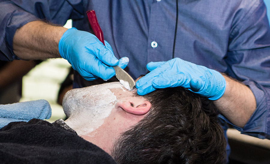 Shave Facial Practical