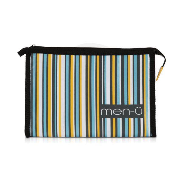 Stripes Toiletry Bag