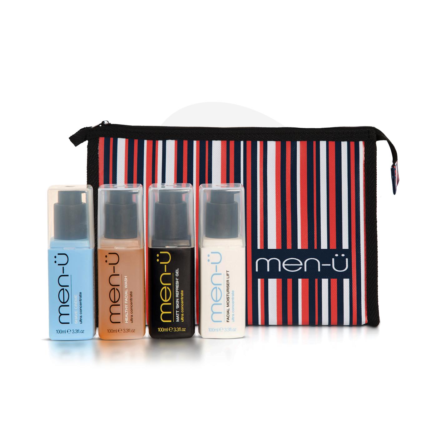 b00cff8422 men-ü Ultimate Shave   Skin Kit Gift Set