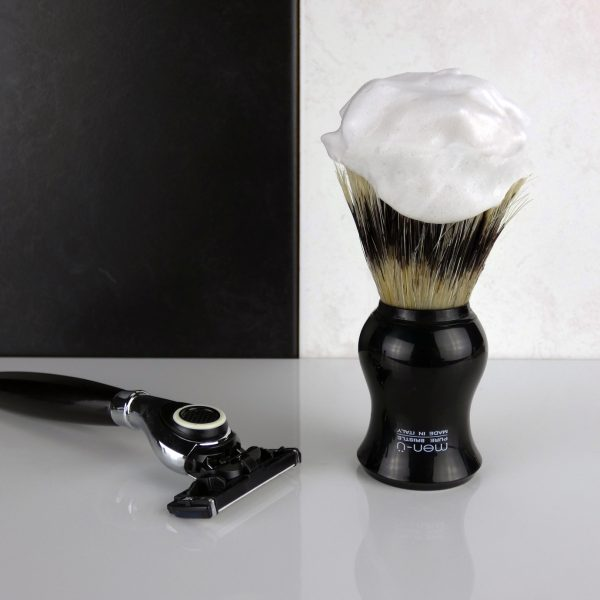 Barbiere Shaving Brush - Black