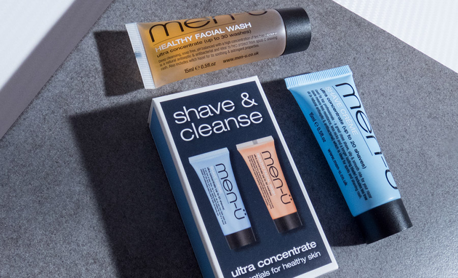 FREE Shave & Cleanse Duo worth £7